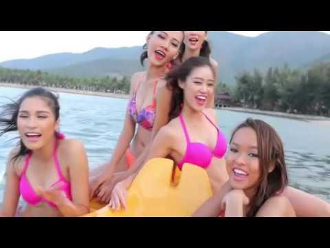 Video Clip Hoa hau Hoang vu VN 2015 no dua song bien