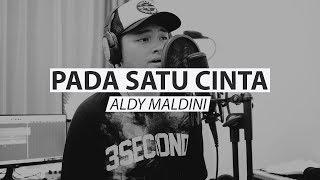 aldy maldini pada satu cinta cover