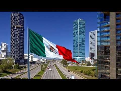 Histórica y Moderna Ciudad de Puebla, Mexico
