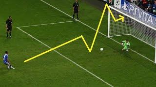 Najśmieszniejsze karny w Historii Piłki Nożnej!
