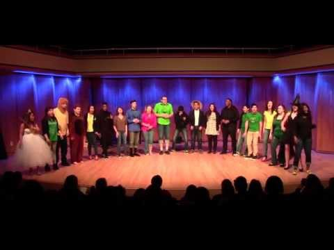Wizard of Ahhhs (Todrick Hall & Pentatonix Cover) - UAA Glee Club