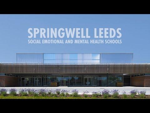 Springwell Leeds, 3 SEMH Schools designed by Atkins