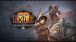 Дед рип. Врываюсь гладиатором - Path of Exile Предательство SSFHC