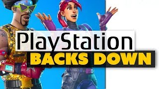 PlayStation Backs Down and Enables Cross Play... Sort Of