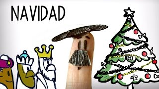 Christmas in Spain, traditions and culture. Learn spanish.