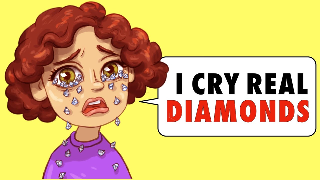 Download I Cry Real Diamonds And I Hate It