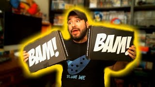 THIS VIDEO IS FOR RGT85 - BAM! Box Unboxing! | 8-Bit Eric