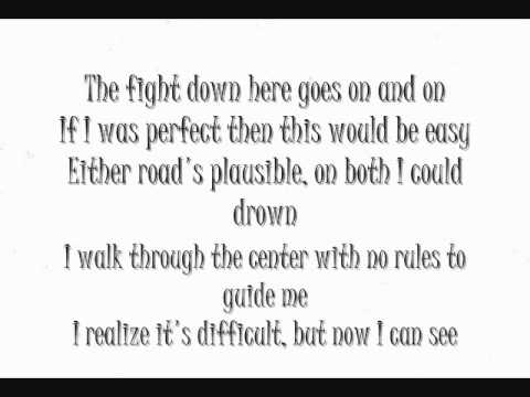 Avenged Sevenfold - Crossroads (lyrics)