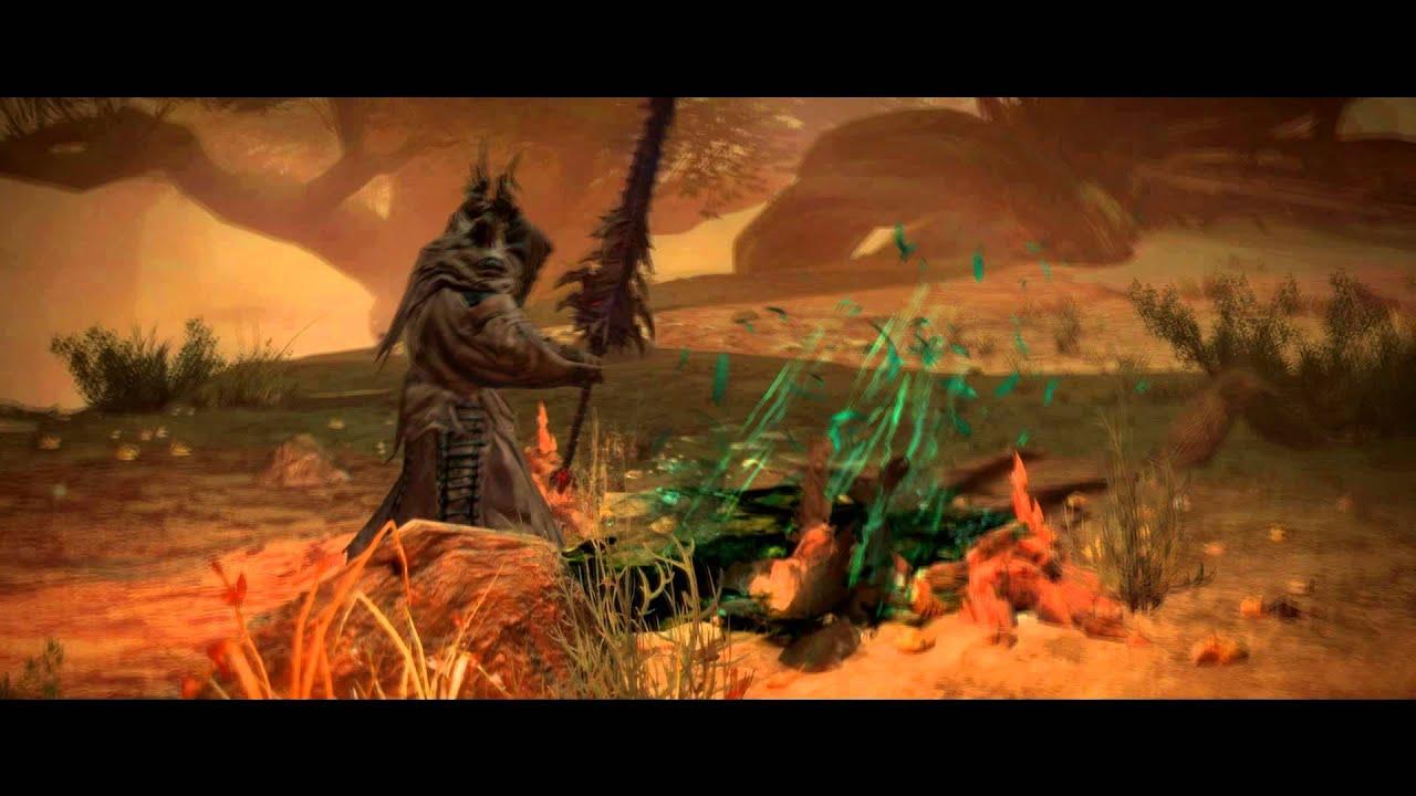 ArenaNet präsentiert die Schnitter Elite-Spezialisierung aus Guild Wars 2:  Heart of Thorns