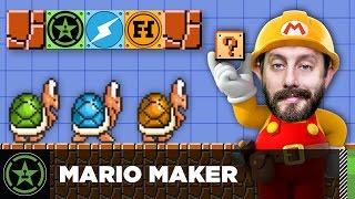 Let's Play – Super Mario Maker