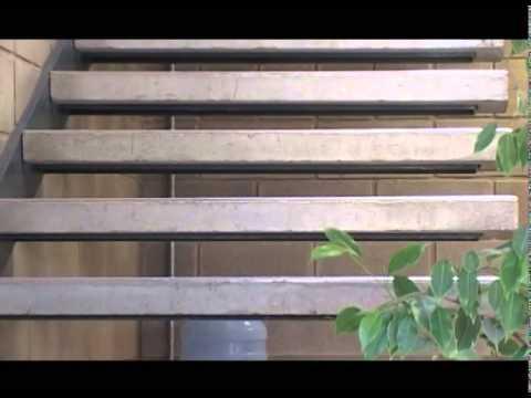 Escaleras de hormig n premoldeado gustavo d az de miguel for Escalera de hormigon con descanso