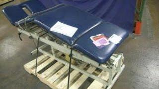 Medical Examination Table on GovLiquidation.com
