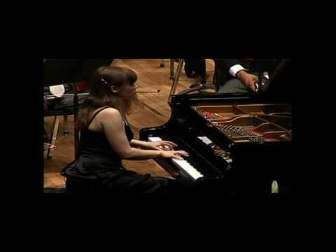 Anna Fedorova, Rachmaninoff pianoconcerto nr.5