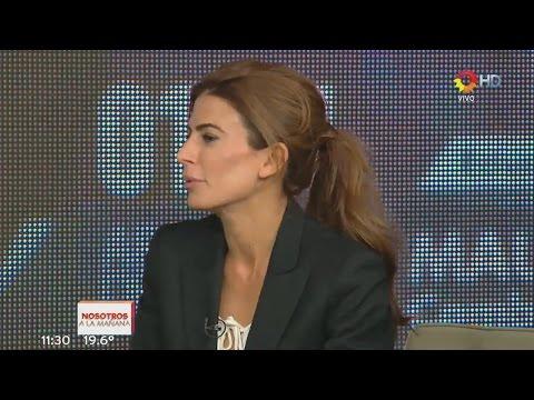 Juliana Awada habla de Mauricio Macri