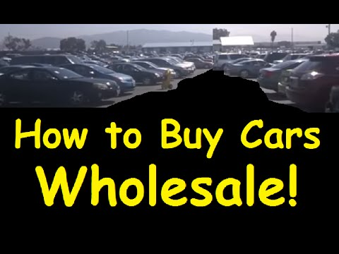 Buying Cheap Auto Auction Cars Wholesale Car Bidding Buy Video