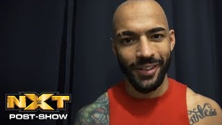 Ricochet kicks Adam Cole to the back of the line: NXT Post-Show, Feb. 14, 2019