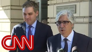 CNN's Acosta gets his press pass back.  What's next? thumbnail