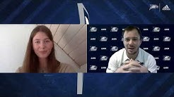 Eagles in Their Nest with Danny Reed Episode 5 (Alberte Thuesen)
