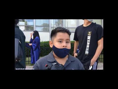 Hackensack Middle School - Erick Mauricio Cortez