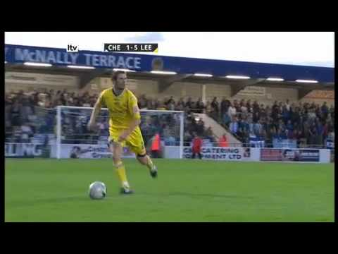 Chester City vs Leeds United - Carling Cup 1st Round 12/08/2008