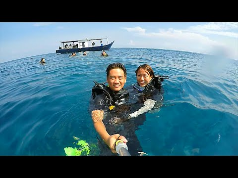 Pulau Tioman - PADI Advanced Open Water Diver April 2015