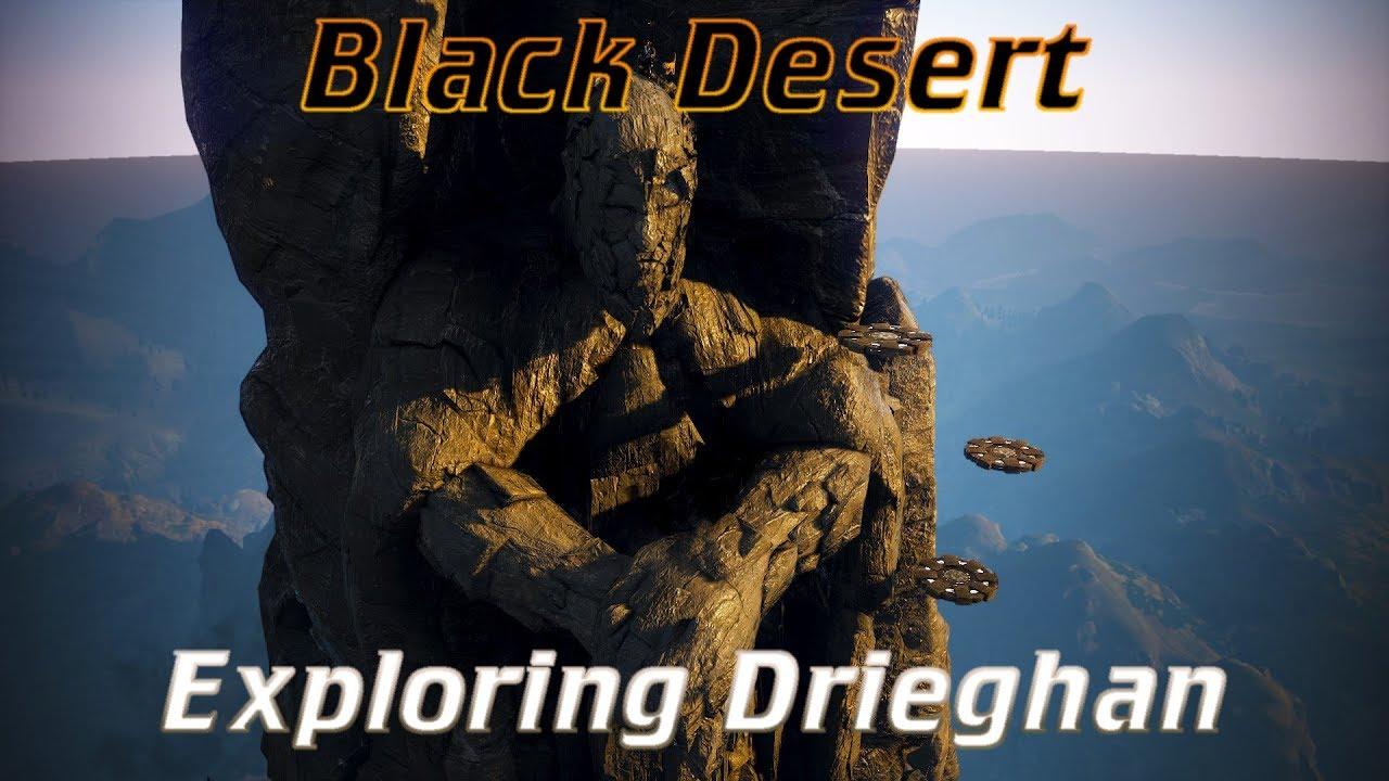 Exploring Drieghan - DoTA