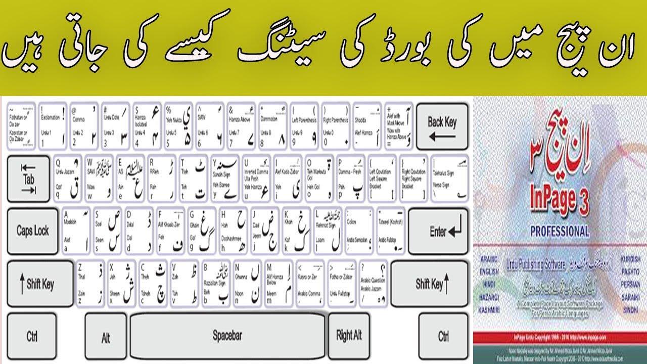 Image result for urdu inpage