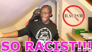 BY FAR THE MOST RACIST THING EVER!!