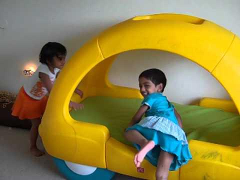Dyuti Baby : Ankita  : I Spy count together!!