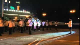 Hong Kong Police Band at Police Officers