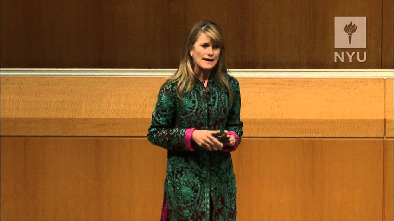 Jacqueline Novogratz tells the Story of Acumen at NYU Stern - YouTube