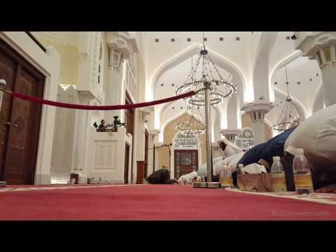 Salatul Taraweeh from State Grand Masjid Doha Qatar 26.05.2017