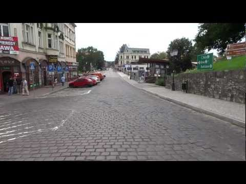Crossing border from Poland to Czech Republic