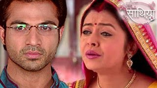 Ahem REFUSES TO ACCEPT Gopi In Star plus Saath Nibhana Saathiya 10th March 2014 FULL EPISODE
