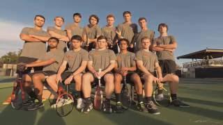 Highlight Video: 2015-16 CMS Men's Tennis