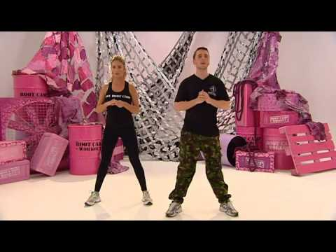 Chantelle's Boot Camp Workout