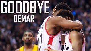 Goodbye to the Greatest friendship in NBA History - DeMar DeRozan and Kyle Lowry