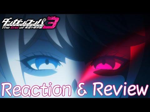 Danganronpa 3 (Despair Arc) Reaction and Review - Episode 7 - Student Council Killing Game REACTION