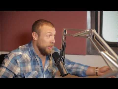 Wrestling With Rosenberg : Daniel Bryan