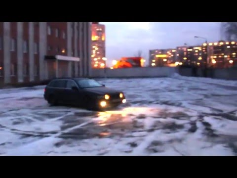 BMW 525 E39 Vs Subaru Legacy Vs Cfmoto