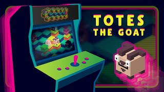 Totes the Goat - Nintendo Switch - OUT NOW!