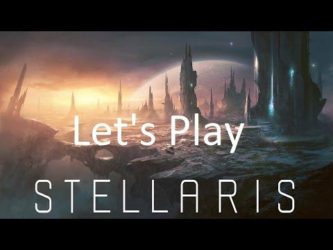 Let's Play Stellaris - Ironman - United Human Republic Part 1