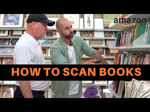 How To Sell Books On Amazon (Updated 2020 ) Scanning Books For Amazon FBA - Scout IQ Tutorial Review