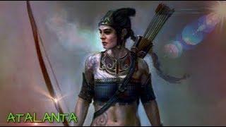 Atalanta , Gadis Pemburu Yang Malang ( Mitologi Yunani )
