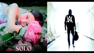 "Faded Vs Solo (Mashup) - Alan Walker x Jennie ""Original Mix"""
