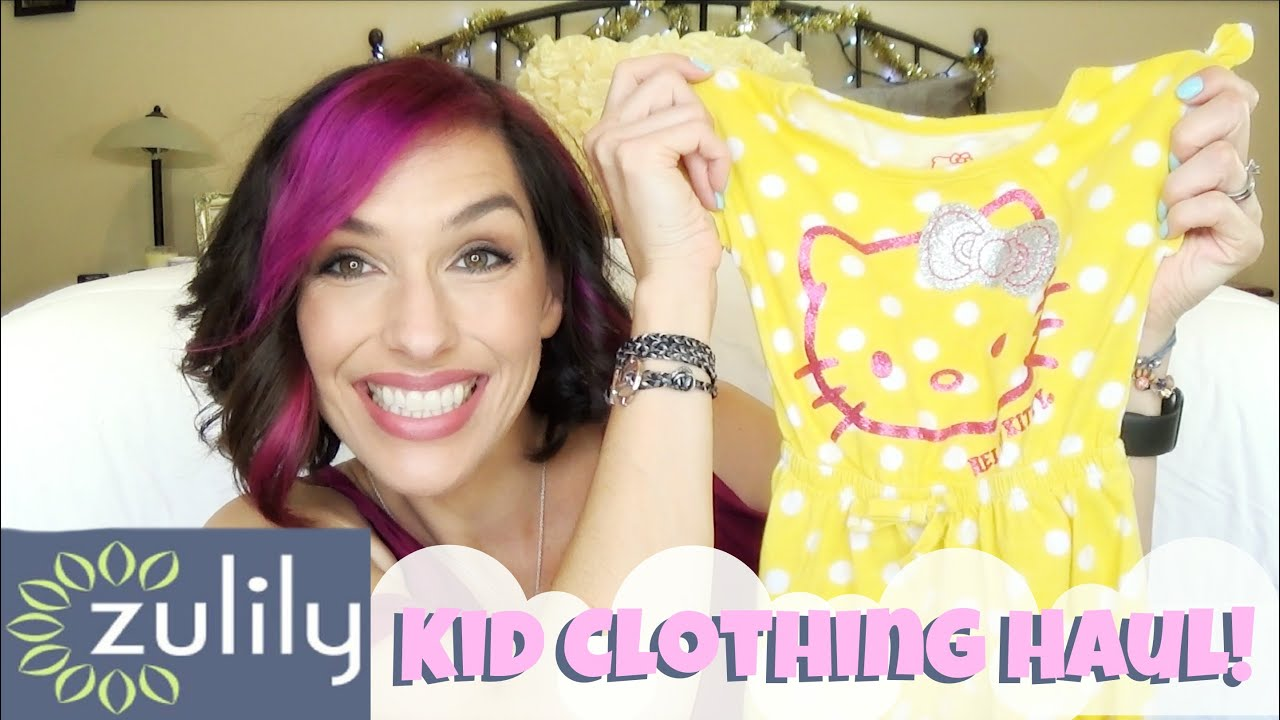 d6c86a23366 Zulily Haul and Review - YouTube