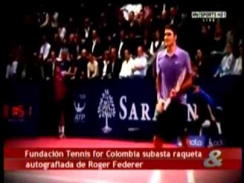 Fundación Tennis for Colombia - CM& Deportes - 211112