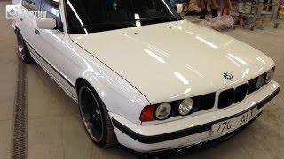 BMW E34 540i  Rebuild, swap & restoration   270ALX STORY