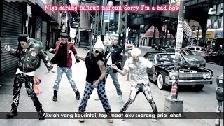 BIGBANG - Bad Boy [sub Indonesia]