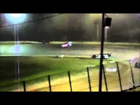 Cliff and crew win at Jackson Motor Speedway 7-4-14